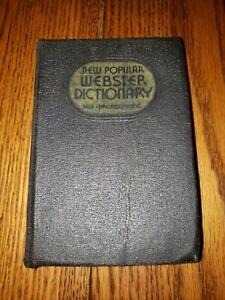 1936-New-Popular-Pocket-Webster-Dictionary