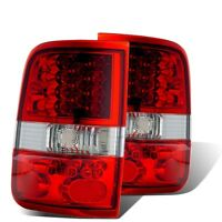 Cg Ford F-150 04-06 Led Tail Light Red/clear on sale