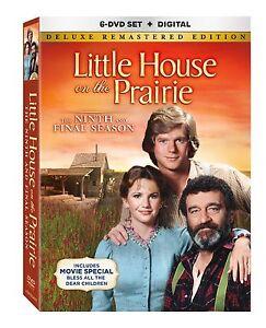 Little-House-on-the-Prairie-Season-9-2016-6-Disc-DVD-Set-Remastered