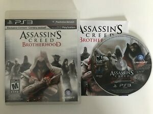 Assassin's Creed Brotherhood PlayStation 3 PS3 - Complete