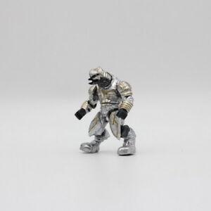 Halo Mega Bloks Silver Covenant Elite Arbiter Building Toy Mini Action Figure