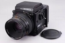 2507#GC Bronica GS-1 Film Camera w/ Zenzanon-PG 100mm F3.5 lens Excellent+++