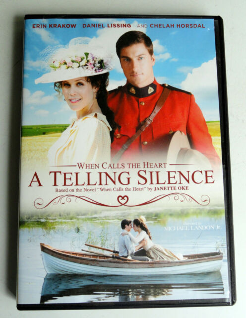 When Calls the Heart: A Telling Silence (DVD, 2014)