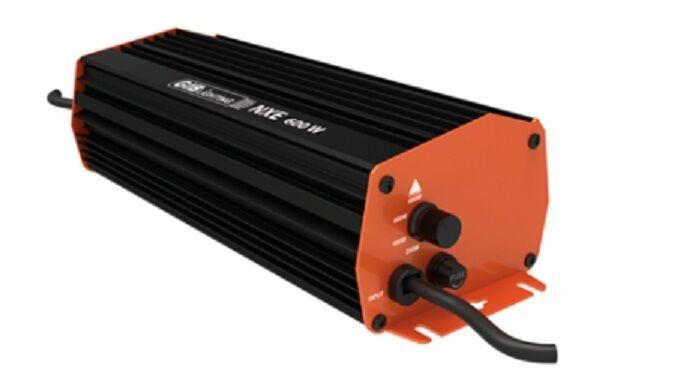 VORSCHALTGERÄT DIGITAL GIB Lighting NXE 250 Watt- 600 Watt Stufenlos Dimmbar