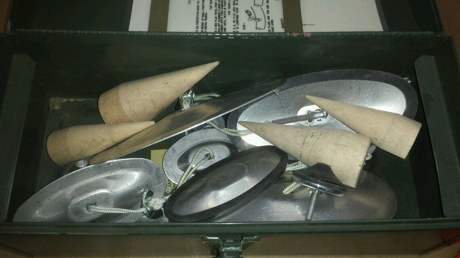 Dresser-agus 6246 Plegable Tambor Tela Tanque Kit De Reparación