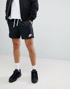 Details about Nike Sportswear Men's Woven Shorts - Black - XL