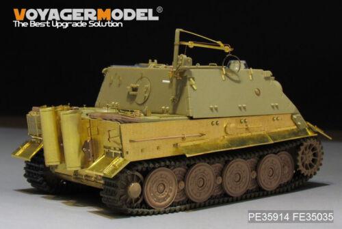 Voyager FE35035 1//35 German SturmTiger Zemmerit(For RMF 5012)