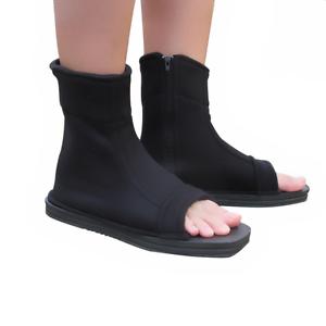Anime Naruto Leaf Village Ninja Sandals Uzumaki Cosplay Shoes Boots Costume Gift