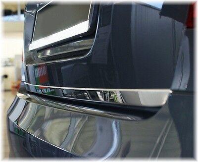 Chevrolet Captiva desde 06 Portón Listón Acero inoxidable,Brillo intenso/Mate