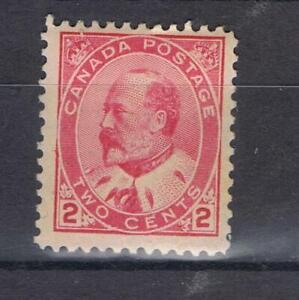 Canada 1903 Edward VII 2 cent SG 176 Mint MH