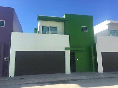 Casa en RENTA AMUEBLADA en Fracc Privado amplia y segura $1,500 DOLARES