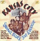 Various Artists - Kansas City Swing Blues Jive and Boogie Ean5022810170129