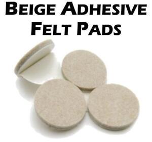 Image Is Loading Self Adhesive Felt Pads Chair Leg Furniture Floor