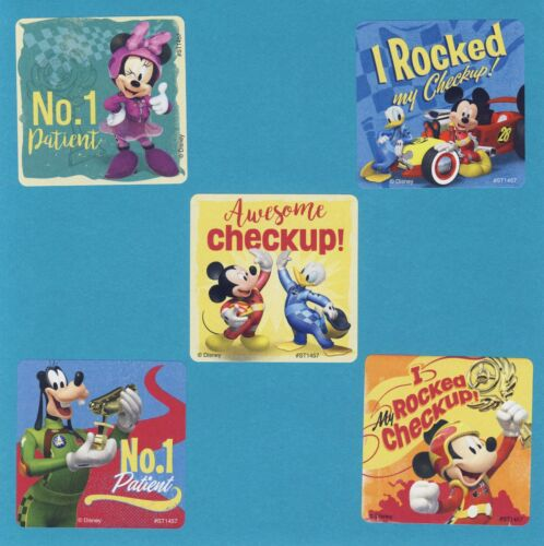 Goofy 10 Mickey Mouse and the Roadster Racers Patient Large Stickers Minnie