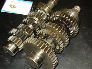 Suzuki GSF600 Bandit excellent gearbox complete. Low Milage.
