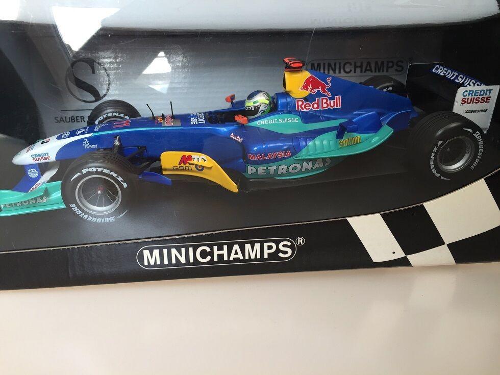 1 18 Sauber Petronas C23 G.Fisichella Minichamps