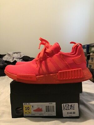 Adidas Nmd R1 Solar Red S31507 10 Hu Human Made Pharrell Japan