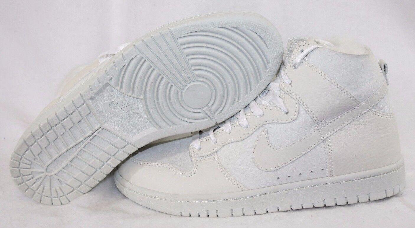New Hombre Nike Dunk Lux SP Sherpa 744301 no 100 Blanco zapatillas zapatos no 744301 tapa 001f90