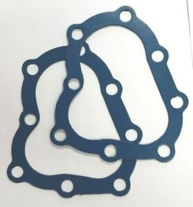2-NEW-HEAD-GASKETS-FOR-39-73-HARLEY-FLATHEAD-45-MOTORS-WL-SERVICAR-G-HD-16768-39