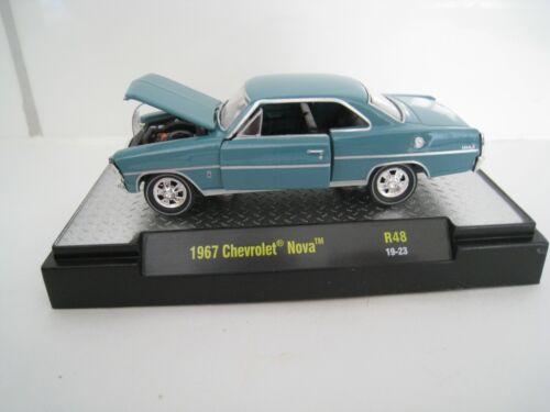 Chevrolet Nova  1967  Limitiert 6.880 Stk  M2  1:64  OVP  NEU