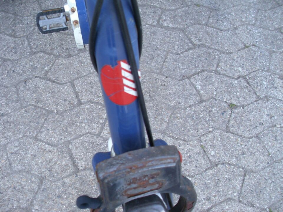 Handicapcykel, Bomi