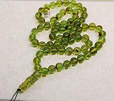Caribbean Amber 66 Round 8 mm Balls Islam Prayer Beads Misbaha Tasbih 24 g