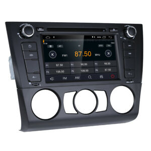 HIZPO Android 9 0 Car in Dash Radio DVD Player GPS fit BMW 1