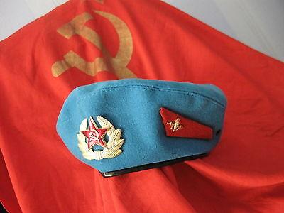 Soviet army USSR Military Soldier airborne VDV hat BERET SPECNAZ Russia Russian