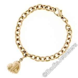816fff3b0dcba Tiffany & Co. 18k Yellow Gold 7.25