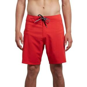 Volcom-Men-039-s-Lido-Solid-Mod-4-Way-Stretch-Board-Shorts-Retail-60