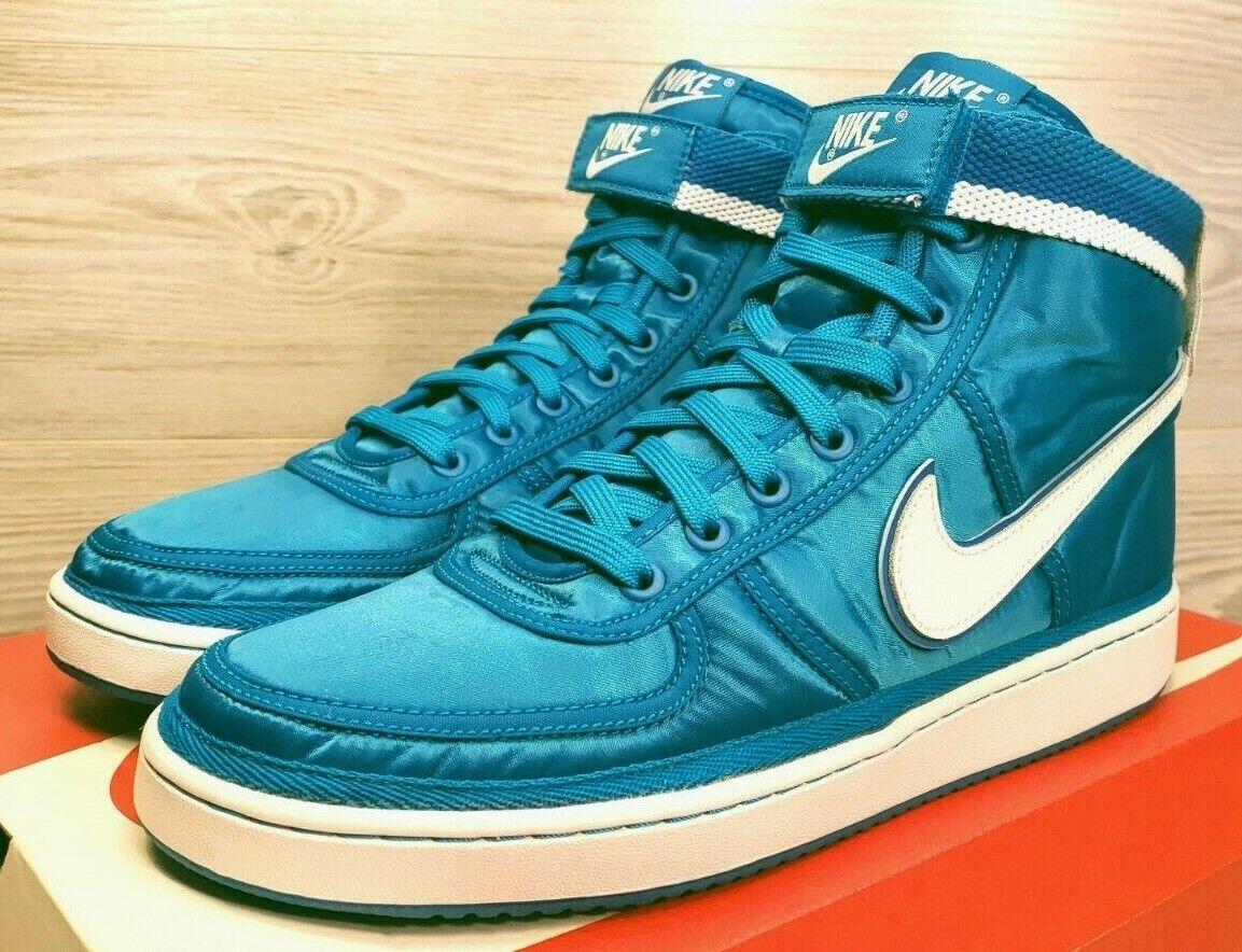Nike Vandal High Supreme bluee Orbit White Fashion Sneakers 318330 400 Pick Size
