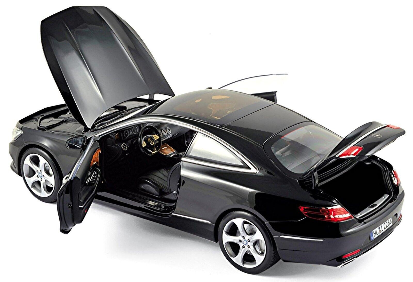 Mercedes Benz S Coup 65533; (grensle5533; S -KLASS C 217 2014 -16 svkonst svkonst 1 18 Norev)