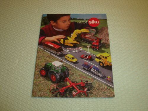 Siku catálogo 2004