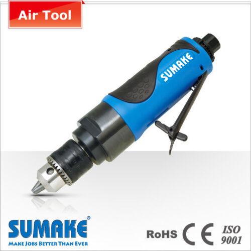SUMAKE Druckluft Stabbohrmaschine Gerade Bohrmaschine 10mm  2500 RPM Industrial