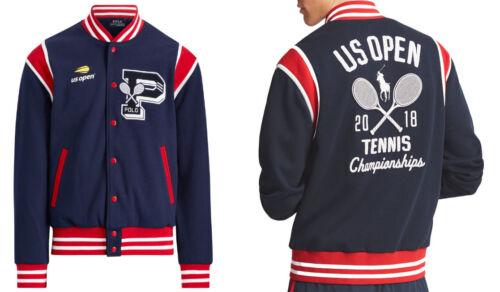 Polo Ralph Lauren CP 93 Hi Tech US Open Tennis Ball Boy Varsity Jacket 2018
