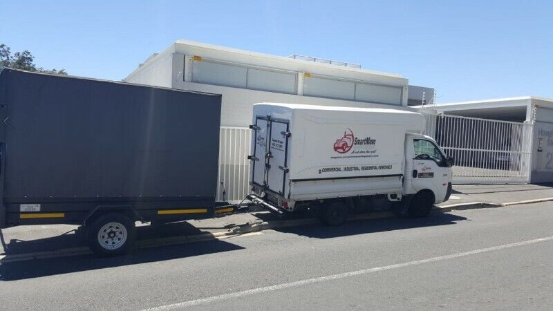 SMARTMOVE - HOUSEHOLD, OFFICE AND GENERAL REMOVALS ***BOOK NOW***