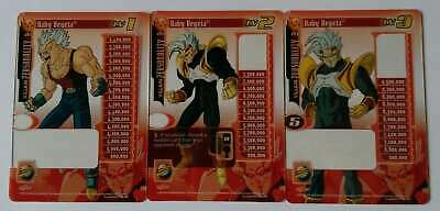 Dragon Ball Z Vegeta The Ready Foil Android Saga DBZ CCG Unlimited Rare