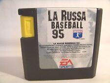 La Russa Baseball 95 (Sega Genesis, 1994) game only