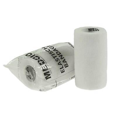 Hell 1 Haftbandage Selbsthaftende Bandage / Fixierbinde 10 Cm X 4,5 M Weiß (2,49€/1st Clear-Cut-Textur