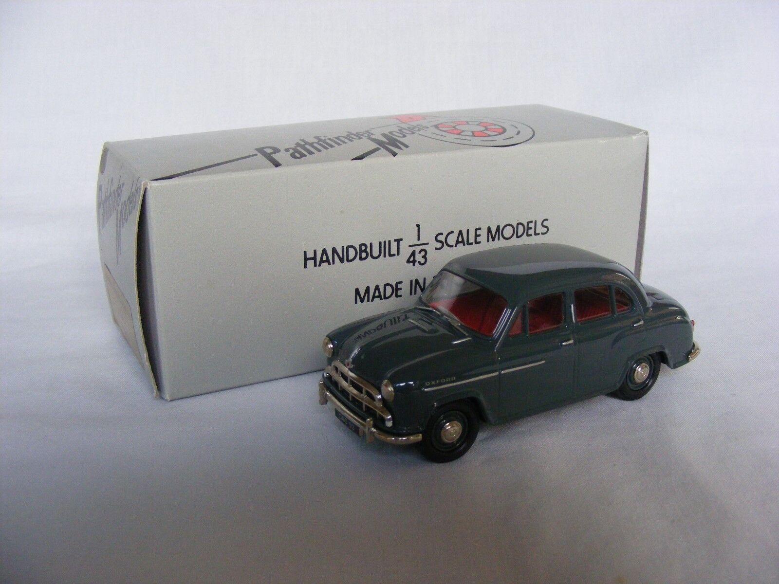 1954 Morris Oxford SERIE II - 1/43 SCALA-Pathfinder
