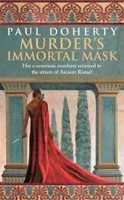 Murder's Immortal Mask (Ancient Rome Mysteries)