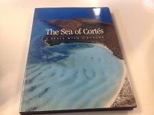 The Sea of Cortes A Place with a Future Hardback Book Pulsar Baja Mexico