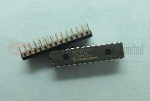 Microchip-dsPIC30F3010-20I-SP-16-BIT-40MHZ-24KB-Flash-MCU-DIP-28-x-1pc