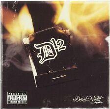 Devil's Night (+ Bonus CD) by D12 (CD, Jun-2001, 2 Discs, Universal/Polydor)