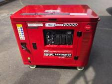 Cub10000 Enclosed Silent Dual Fuel Gas Generator