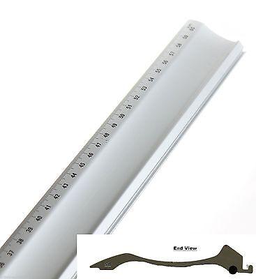 Mount Cutter Kit 45 /& 90 Degree Mount Cutter With 40cm Aluminium Ruler 7379