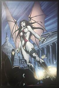 Vampirella-Revelations-2-Virgin-2006-Harris-Variant-Comic-Book
