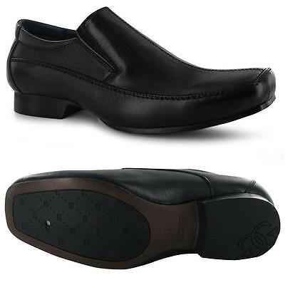 Giorgio Wilson Slip On Mens Shoes Formal Office ~All size UK 6-15 EU 39-50