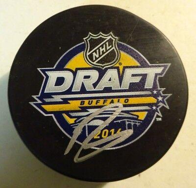 Autographed PIERRE-LUC DUBOIS Signed 2016 NHL Draft ...