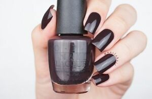 f996be29b Details about OPI Washington DC collection nail polish lacquer in shh...  it s top secret W61